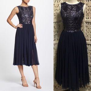 Dress the Population Cathy Art Deco Dress
